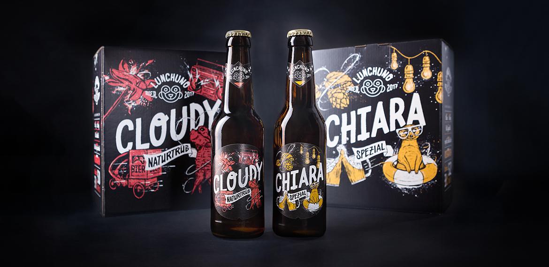 lunchuno –Bier